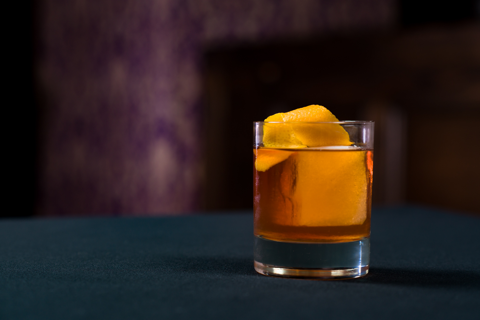 Austin-Commercial-Food-Photographers-Lasalle-Hotel-Downtown-Elixir-Spirits-Old-Fashioned-Whiskey