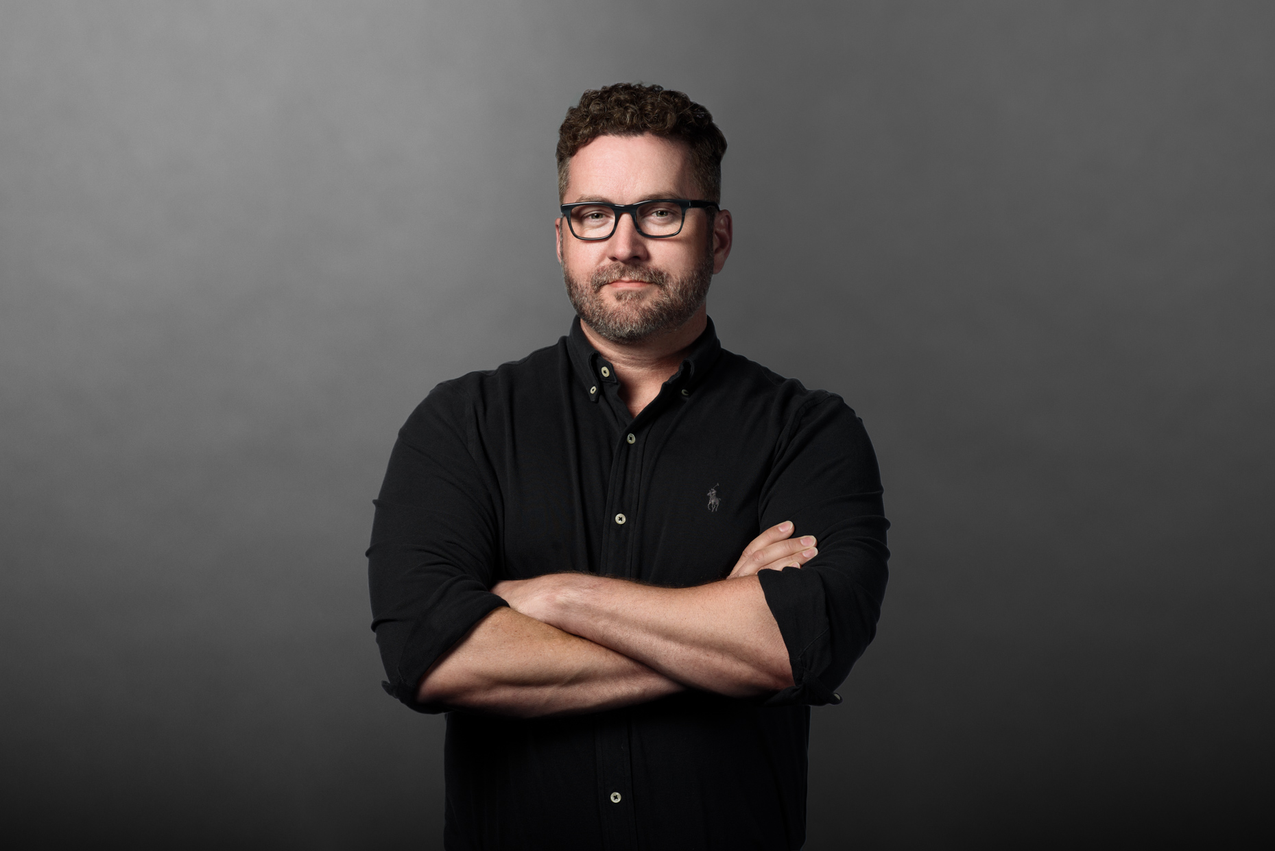 Austin-Commercial-Headshot-Portrait-Photographers-Rooster-Teeth-Burnie-Burns