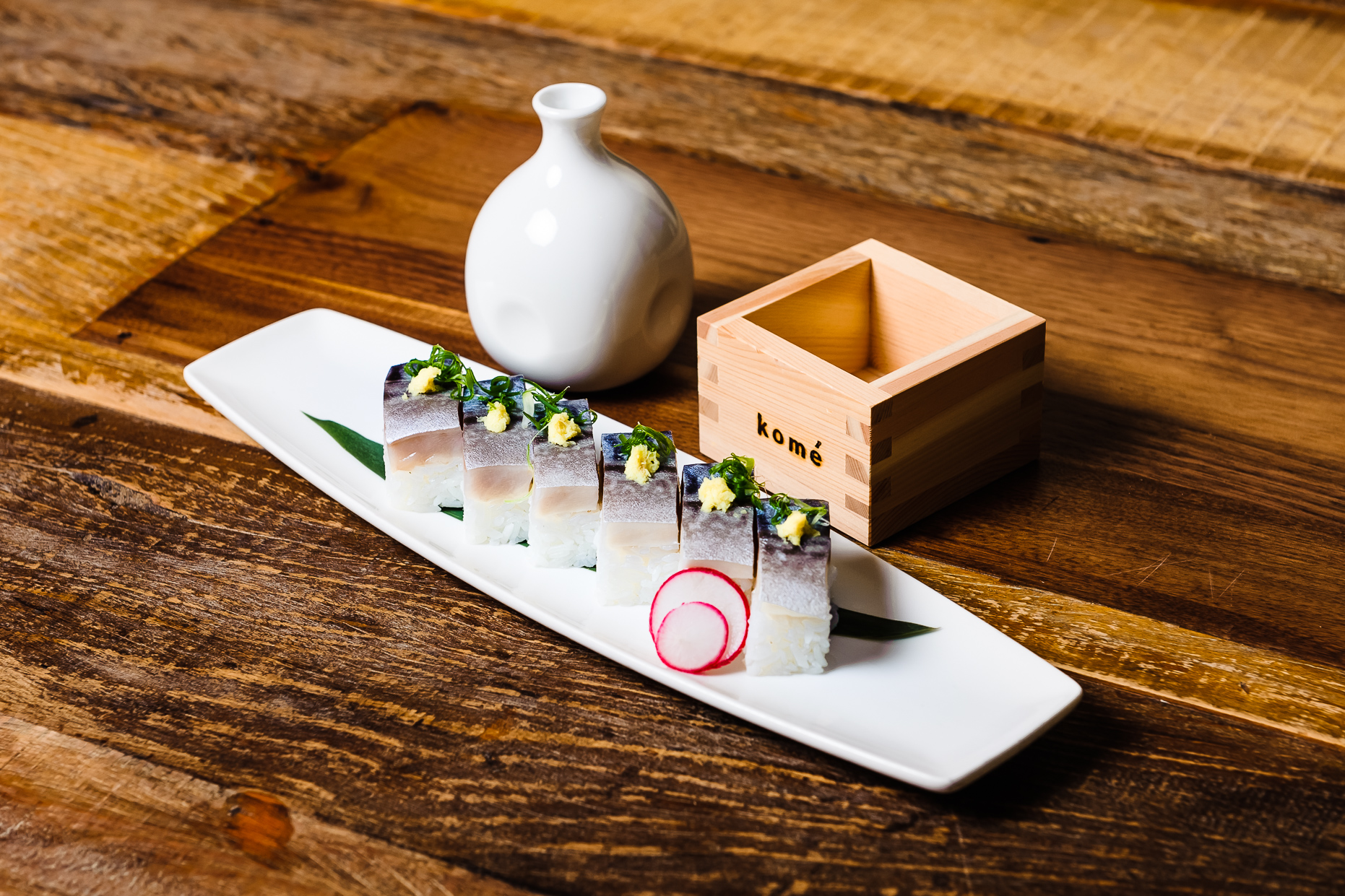 Austin-Commercial- Photographer-Food-Komé-Sushi