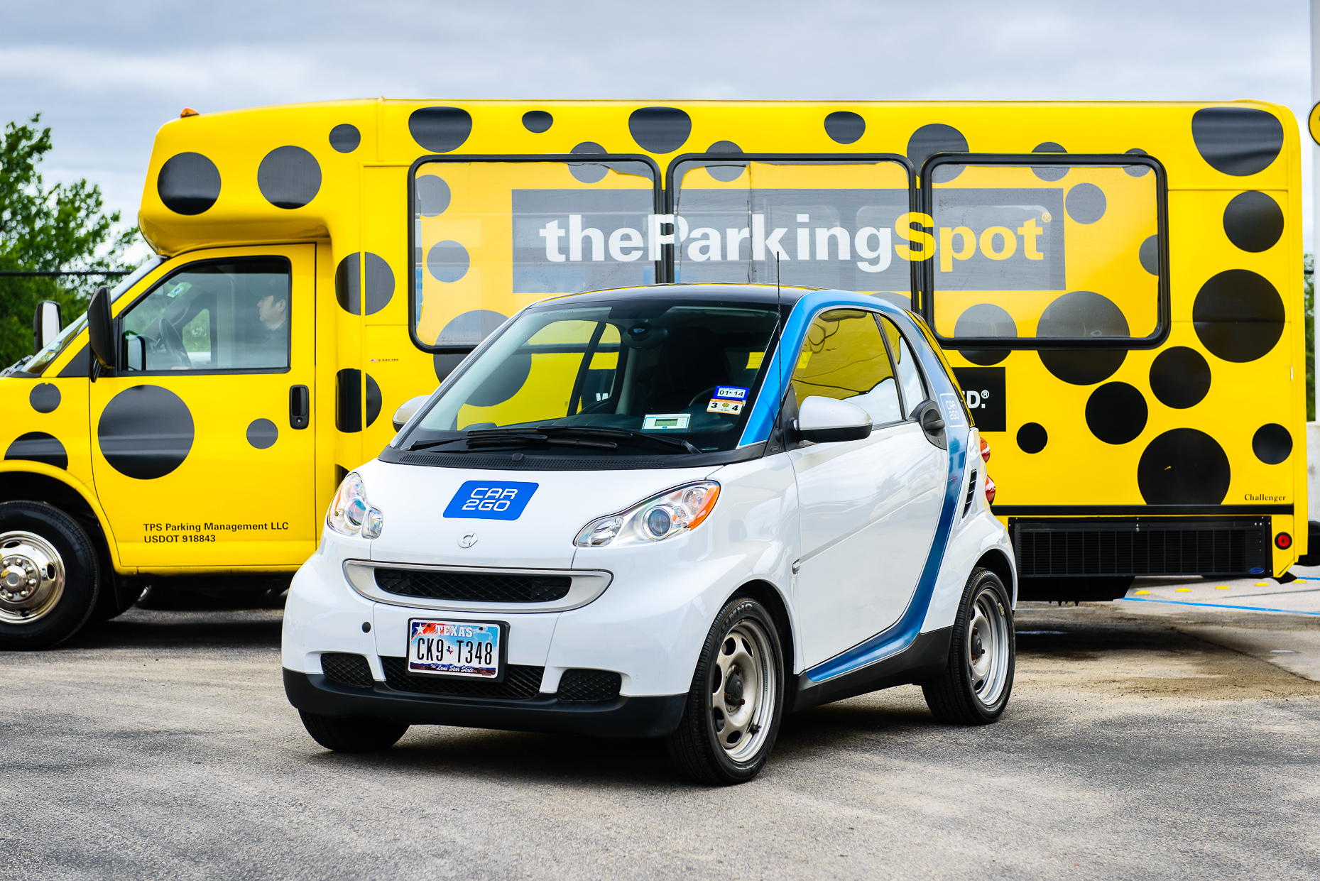 Austin-Commercial-Photographer-Product-car2go-Parking-Spot