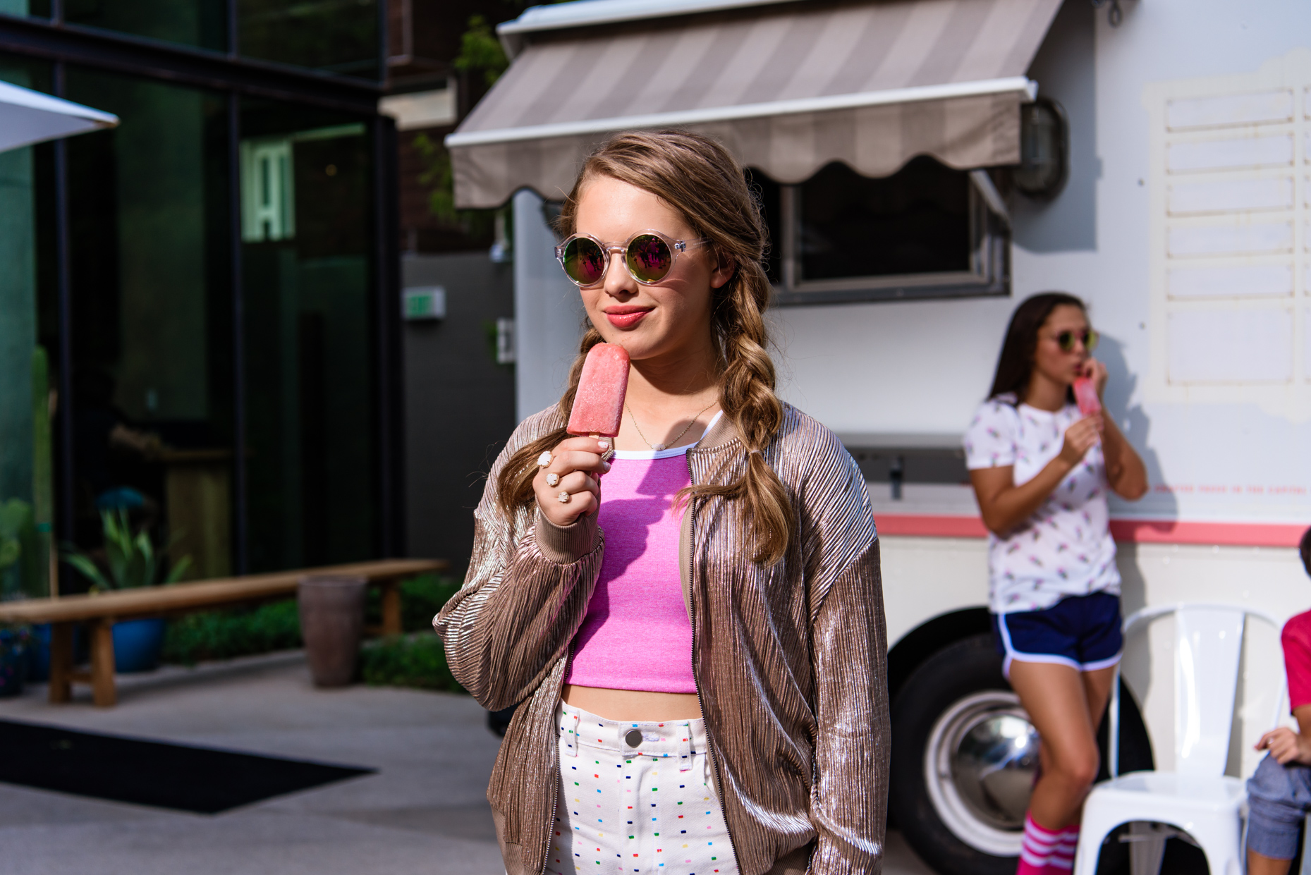 Commercial-Austin-Music-Photographers-Madison-Mcwilliams-Set-Video-Ice-Cream-Popsicle-Congress